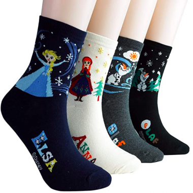 Frozen Character Socks
