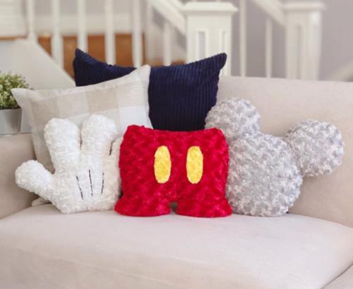 Mickey Pants Pillow