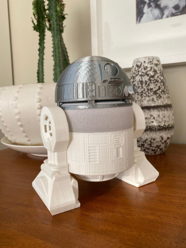 R2-D2 Amazon Echo Dot Holder