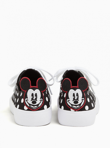 Polka Dot Mickey Sneakers