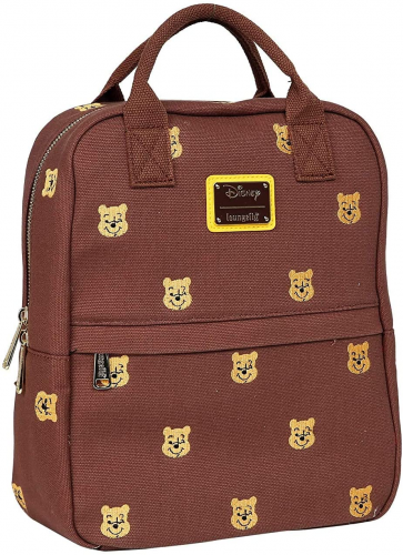 Winnie The Pooh Loungefly Canvas Mini Backpack