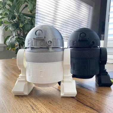 R2-D2 Amazon Echo Dot Holder