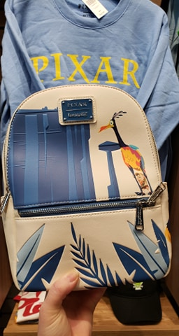 Kevin Loungefly Backpack