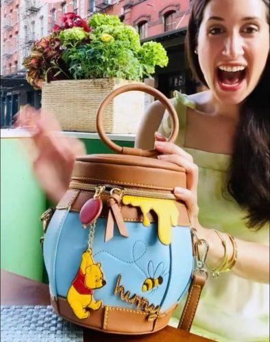 Danielle Nicole Winnie The Pooh Bag