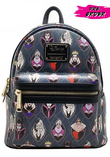 Disney Villains Loungefly Backpack