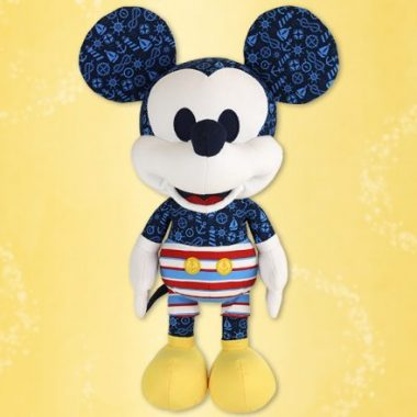 Captain Mickey Mouse Plush