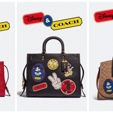 Disney Coach Collection