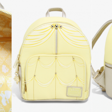 Belle Ball Gown Loungefly Backpack