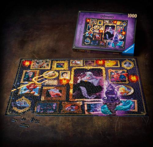 Villainous Ursula Puzzle
