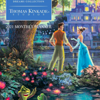 Thomas Kinkade Disney Pocket Planner