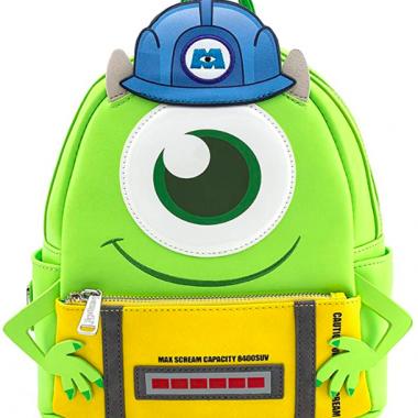 Mike Wazowski Loungefly Mini Backpack