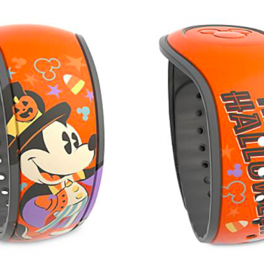 Limited Edition Halloween MagicBand