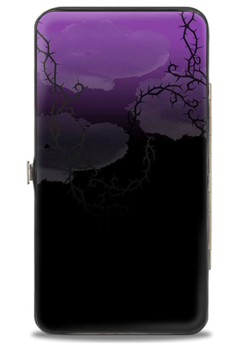 Maleficent Buckle-Down Wallet