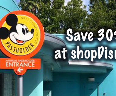 Annual Passholder Discount