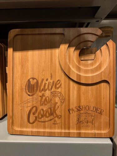 Food and Wine Festival Annual Passholder Merchandise