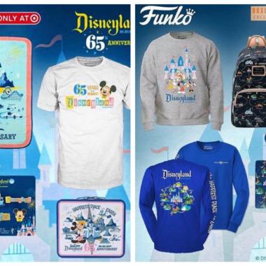 Disneyland Funko Collections