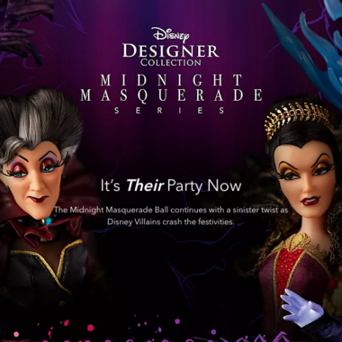 Disney Villains Midnight Masquerade