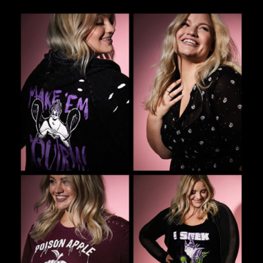 Disney Villains Torrid Collection