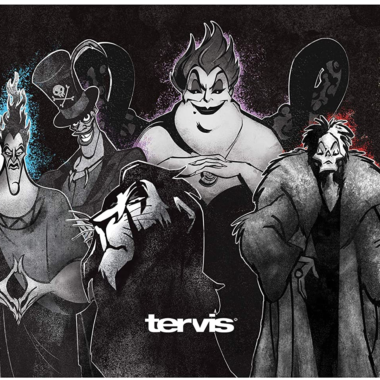 Disney Villains Stainless Steel Tervis Tumbler