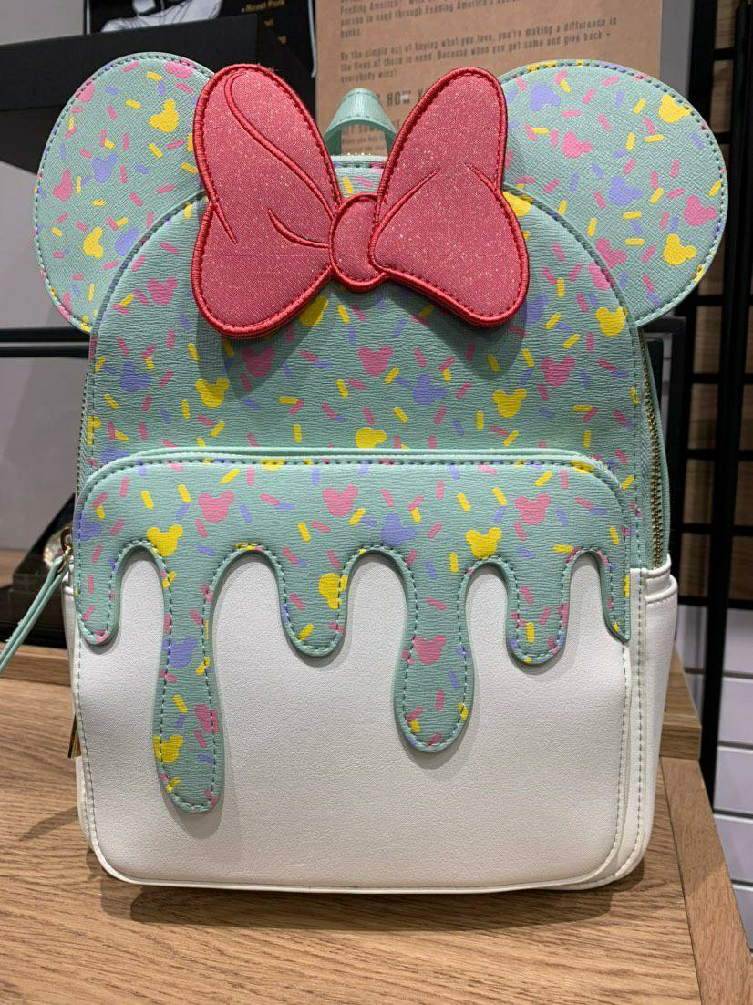 Official Mickey Mouse Cherry Popsicle Disney Mini Backpack from Danielle Nicole