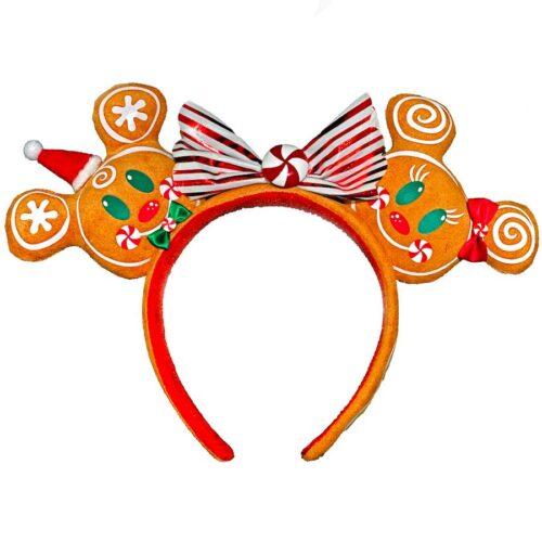 Holiday Minnie Ears