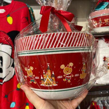 Disney Holiday Mixing Bowl