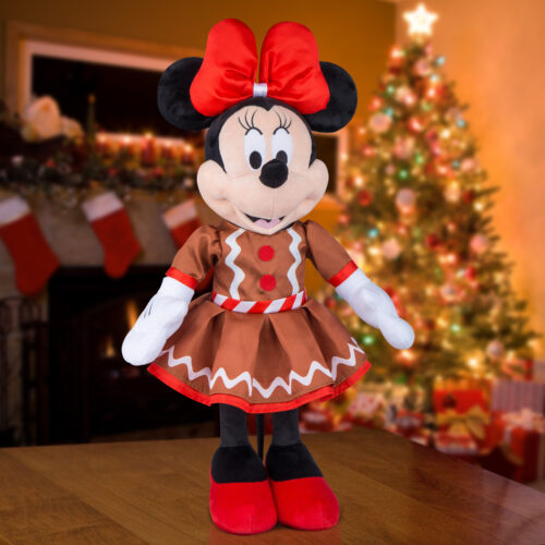 Holiday Greeter Minnie Mouse