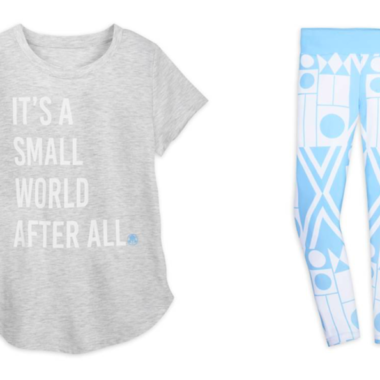 Small World Tee and Leggings
