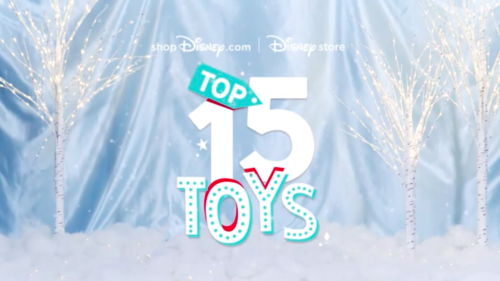 List Of Top 15 Toys