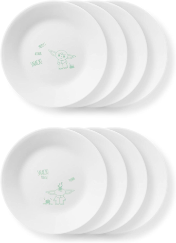 The Child Plate Set