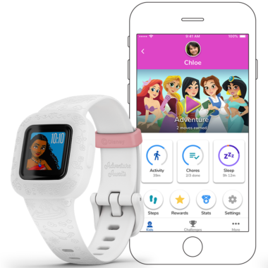 Disney Kids Garmin Fitness Trackers