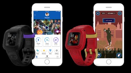Disney Kids Garmin Fitness Trackers