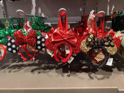 Minnie Ear Headband Ornaments