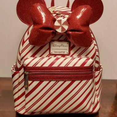 Peppermint Candy Disney Loungefly