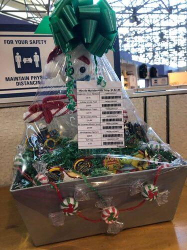 Forky Gift Basket