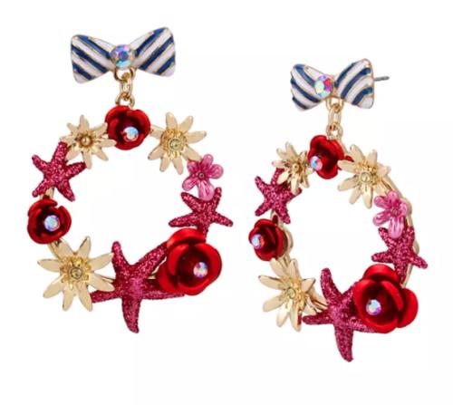 Betsey Johnson Disney Cruise Line Jewelry