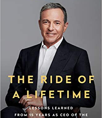 The Ride Of A Lifetime Book