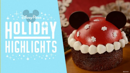 Holiday Disney Parks Foodie Guide