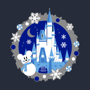 Disney Holiday Tees