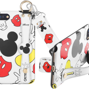 Mickey Band Phone Case