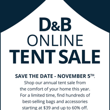 Dooney & Bourke Online Tent Sale