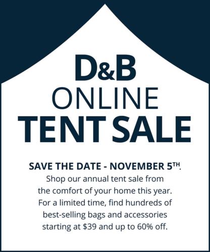Dooney & Bourke Online Tent Sale