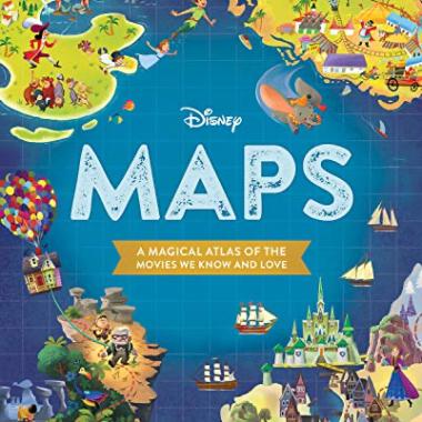 Disney Maps Magical Atlas