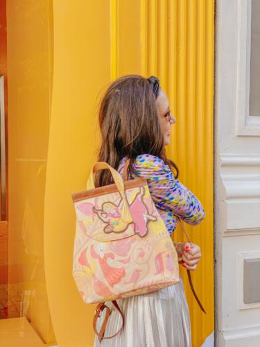 New Danielle Nicole Tangled Backpack