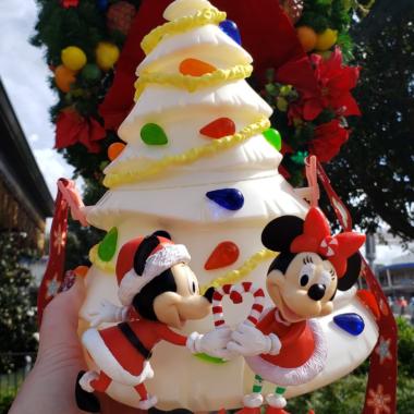 2020 Christmas Popcorn Bucket