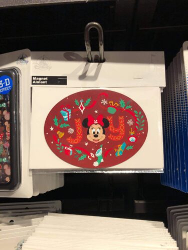 Disney Christmas magnet