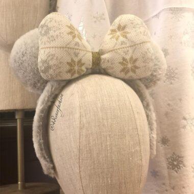 Sweater Minnie Ears