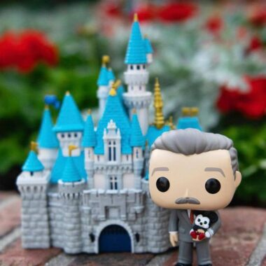 Castle Walt Disney Funko POP