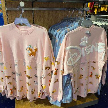 Disney Dogs Spirit Jersey