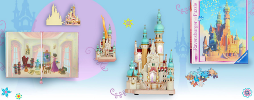 Rapunzel's Castle Collection